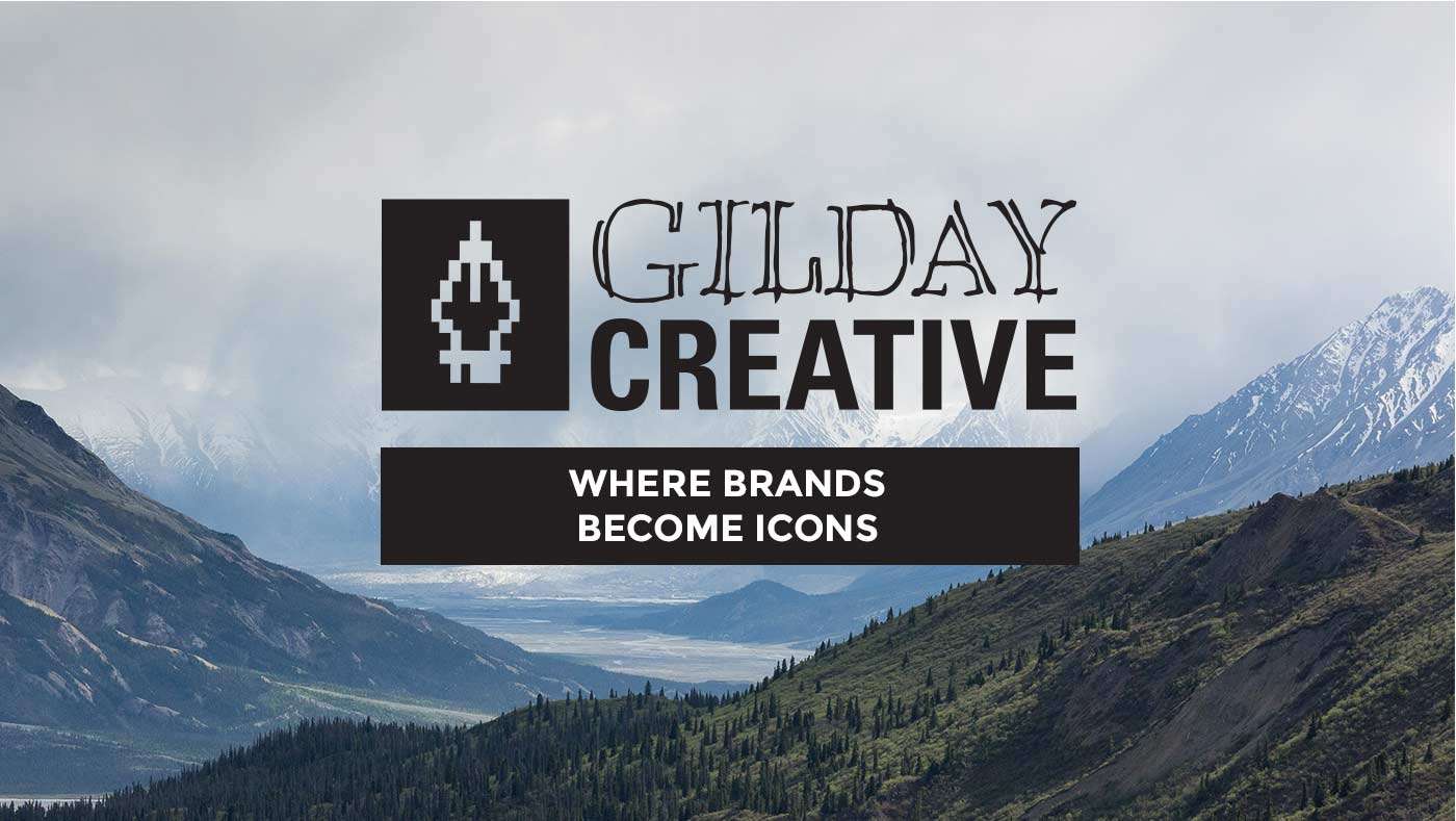 Gilday Creative: Where brands become icons