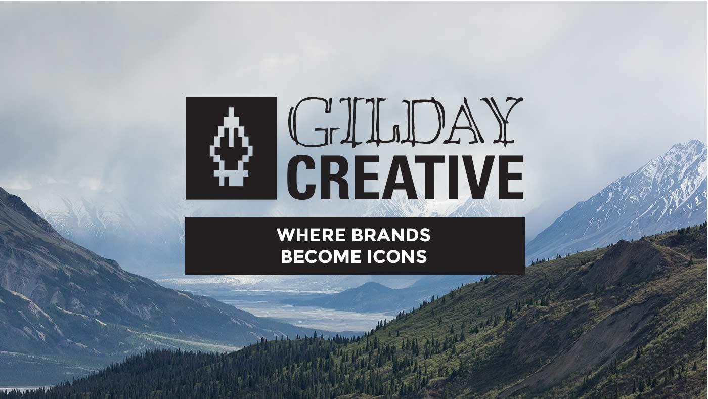 Gilday Creative: Where brands become icons