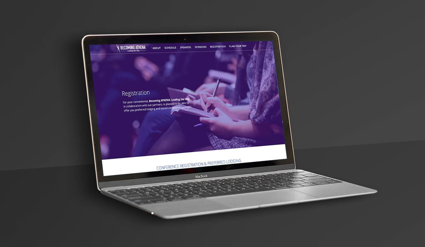 Becoming Athena Laptop Desktop Mock Up