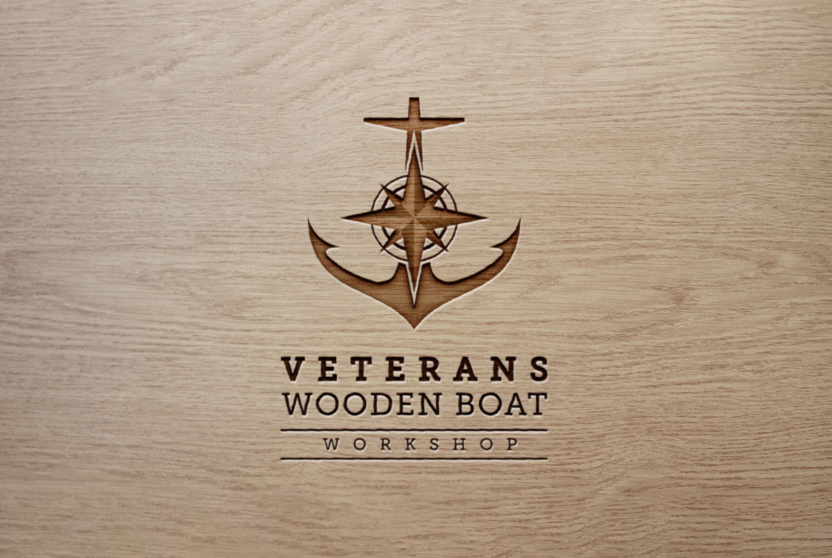 Navigating Facebook Ad Scanners - Logo of Veterans Wooden Boat Workshop Logo