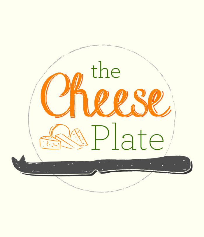 The Cheese Plate Logo