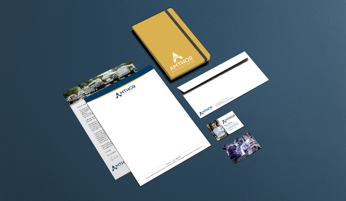 Amthor Project Print Materials