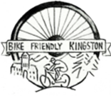 Logo: Bike Friendly Kingston