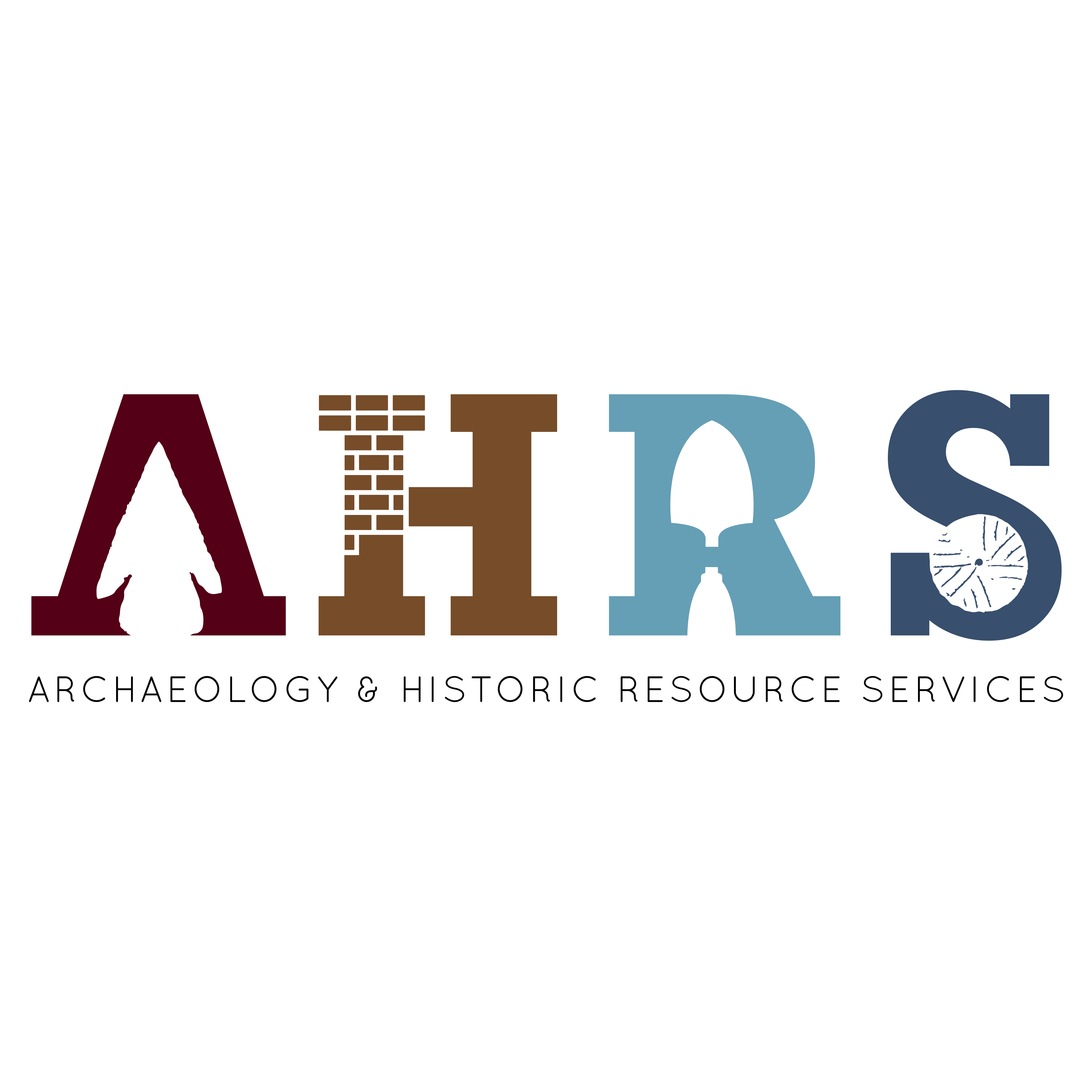Archaeology & Historic Resource Services Logo
