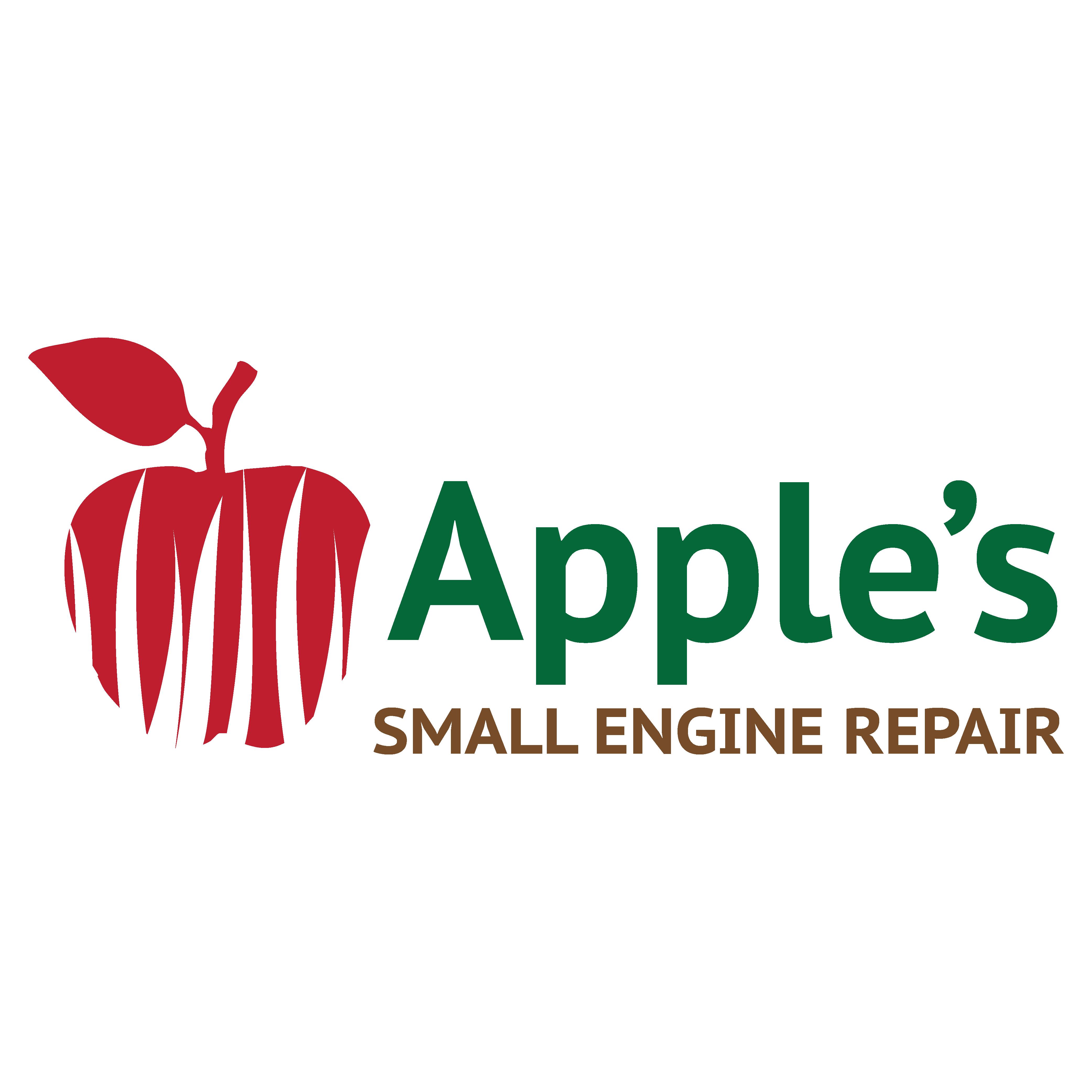 Apple's Small Engine Repair Logo