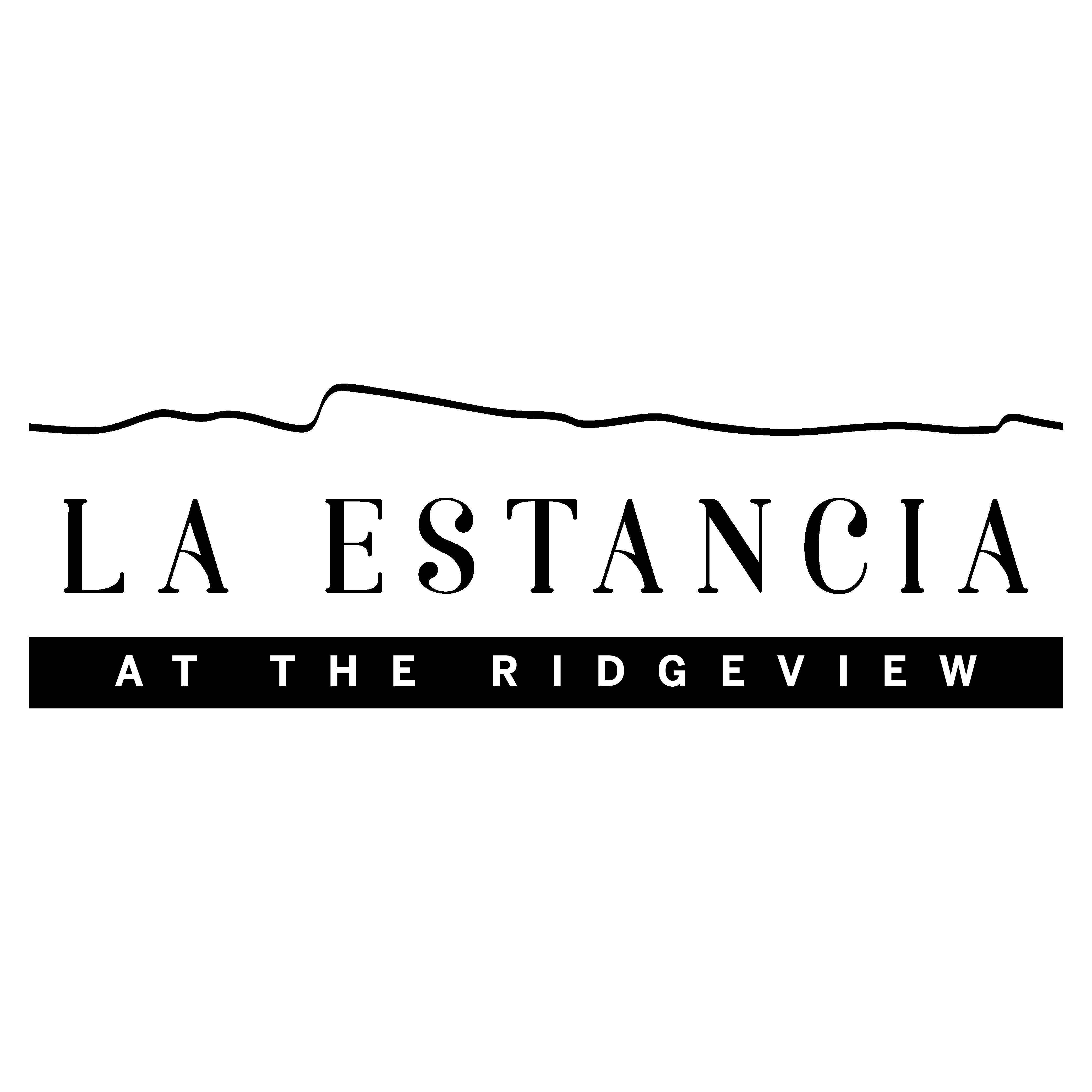 La Estancia at the Ridgeview logo