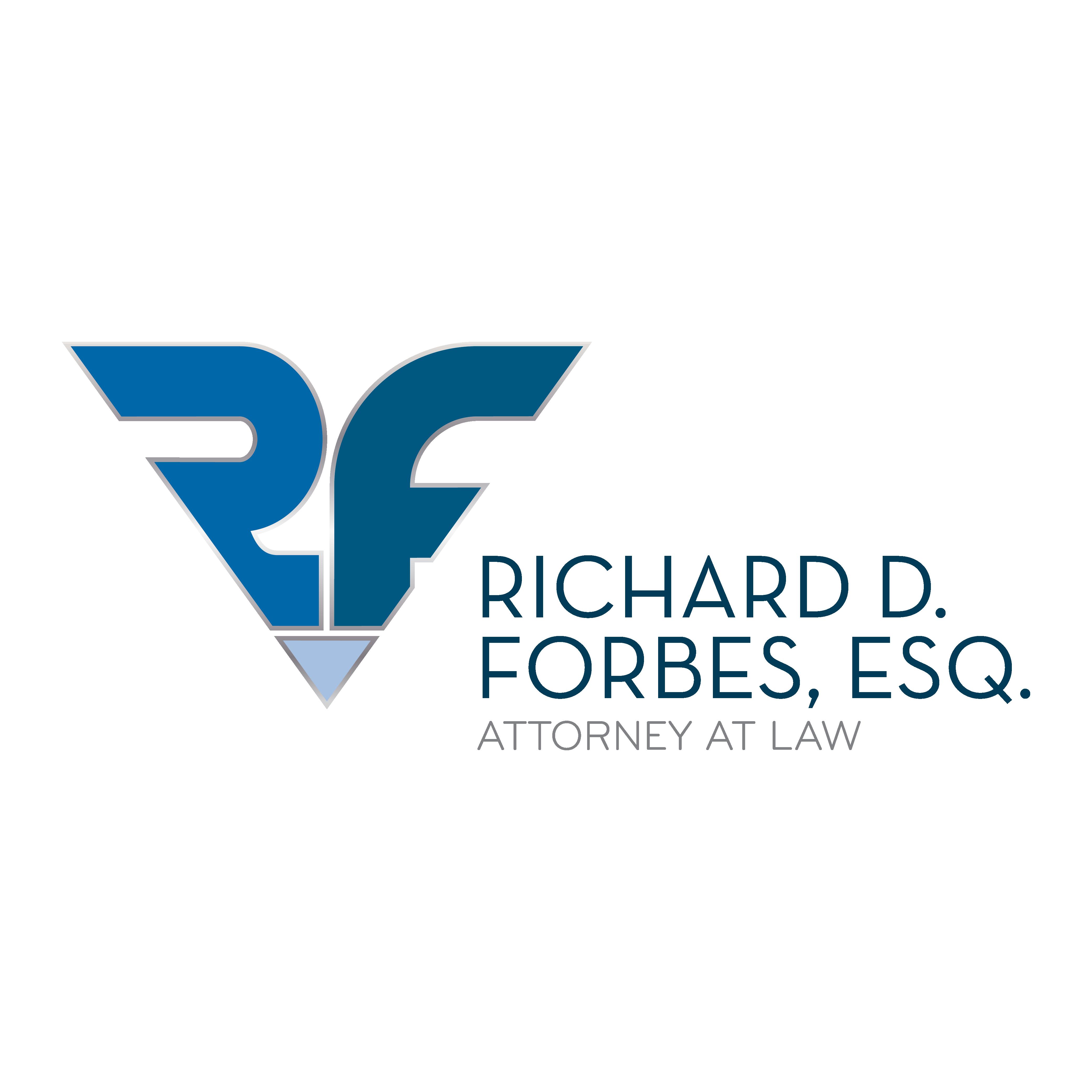 Richard D. Forbes, ESQ. Attorney at law Logo