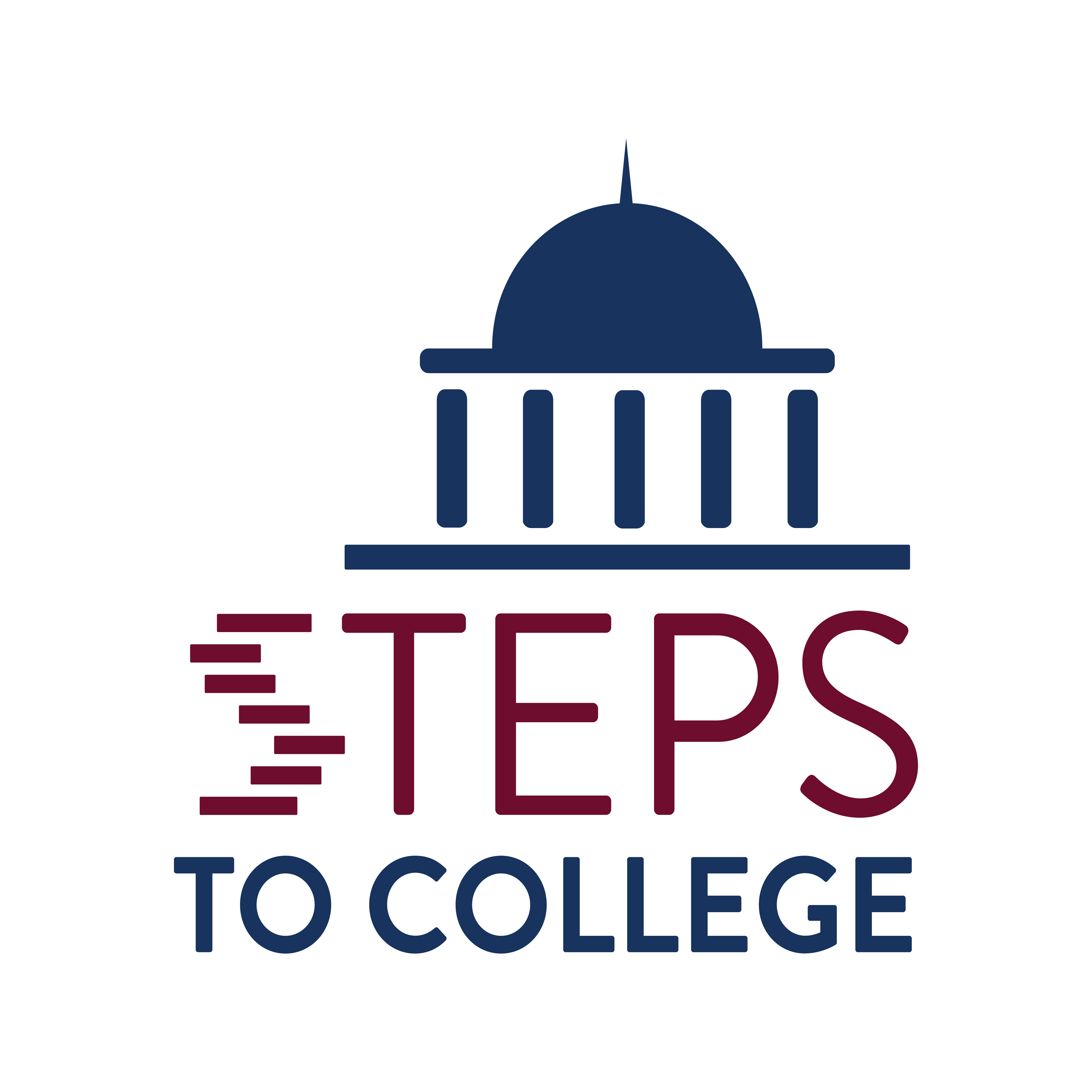 Steps to College Logo