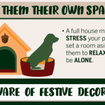 Featured image for a blog post about Pet Safety during the Thanksgiving holidays